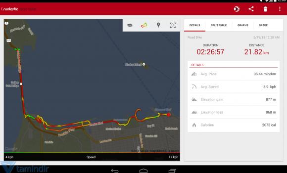 Runtastic Road Bike Ekran Görüntüleri - 3