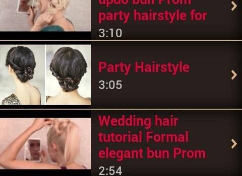 Saçlar - Saç Modeli Ekran Görüntüleri - 2