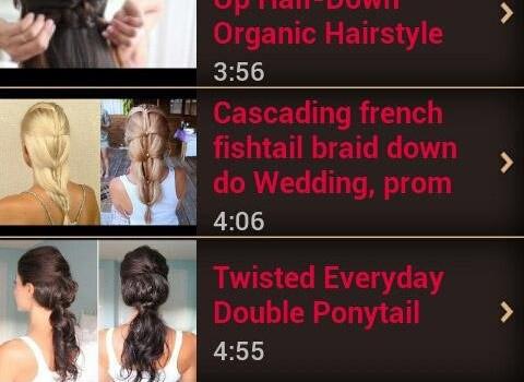 Saçlar - Saç Modeli Ekran Görüntüleri - 1