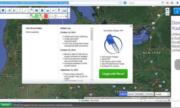 Scribble Maps Ekran Görüntüleri - 3