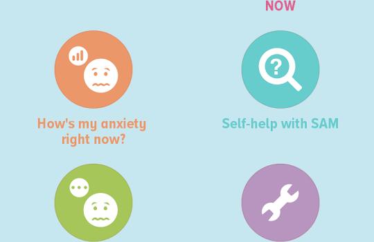 Self-help Anxiety Management Ekran Görüntüleri - 5