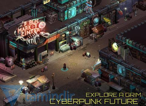 Shadowrun Returns Ekran Görüntüleri - 4