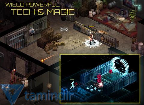 Shadowrun Returns Ekran Görüntüleri - 3