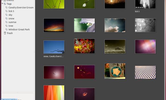 Shotwell Ekran Görüntüleri - 2