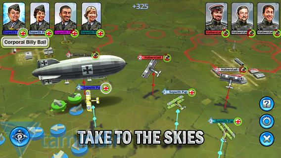 Sid Meier's Ace Patrol Ekran Görüntüleri - 3