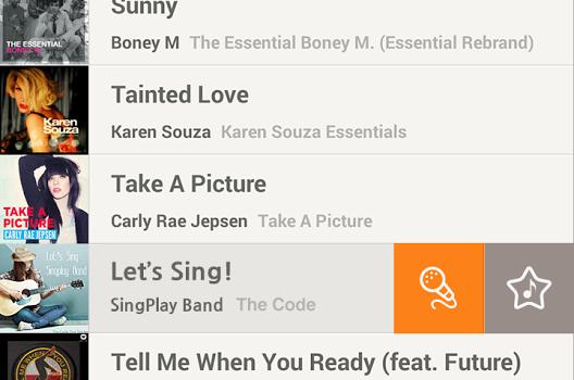 SingPlay Ekran Görüntüleri - 4