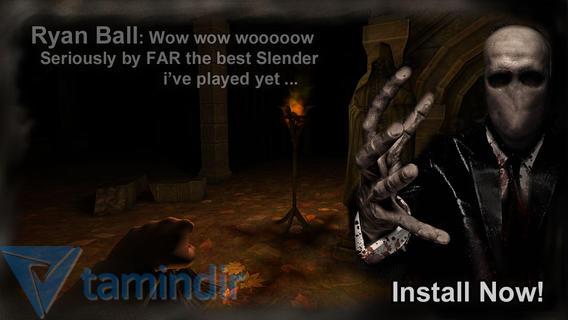 Slender Man Origins Ekran Görüntüleri - 1