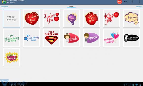 Slide Show Creator Ekran Görüntüleri - 1