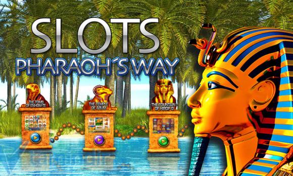 Slots - Pharaoh's Way Ekran Görüntüleri - 5