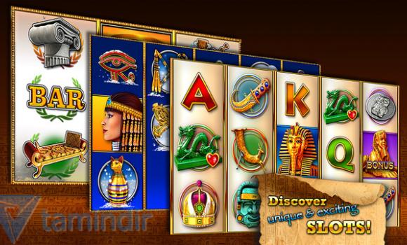 Slots - Pharaoh's Way Ekran Görüntüleri - 4