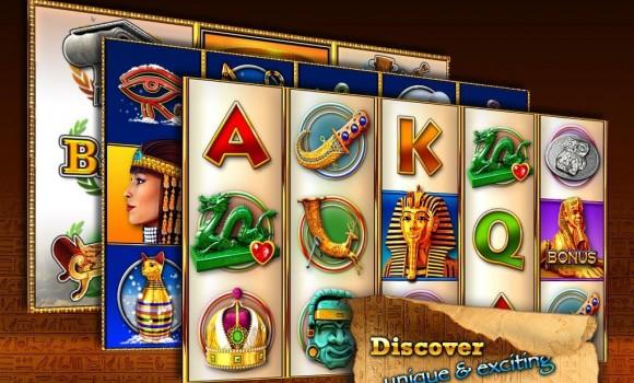 Slots - Pharaoh's Way Ekran Görüntüleri - 3