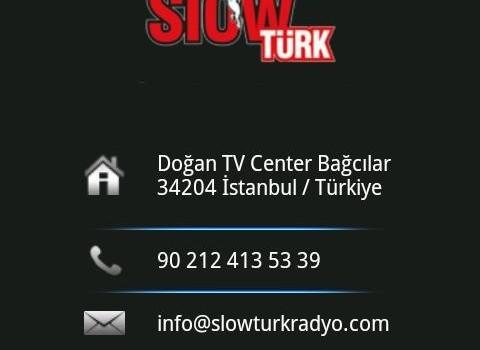 SlowTürk Radyo Ekran Görüntüleri - 1