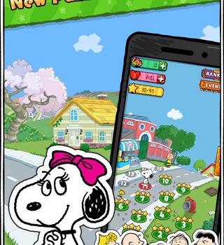 Snoopy's Sugar Drop Remix Ekran Görüntüleri - 2