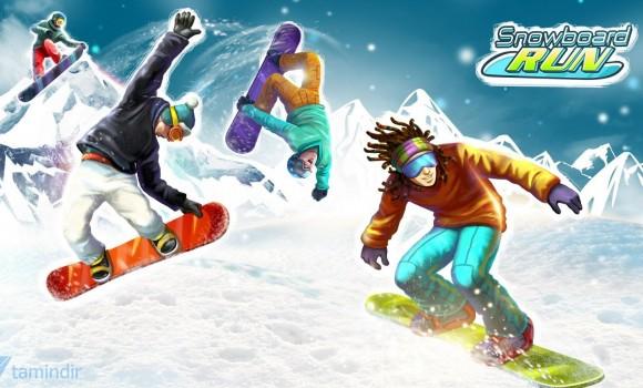 Snowboard Run Ekran Görüntüleri - 5
