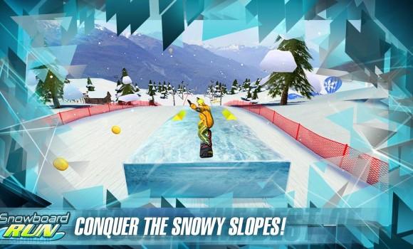 Snowboard Run Ekran Görüntüleri - 4
