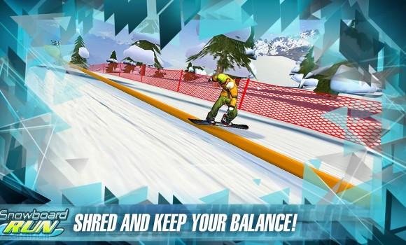 Snowboard Run Ekran Görüntüleri - 3
