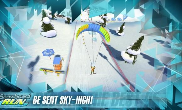 Snowboard Run Ekran Görüntüleri - 1