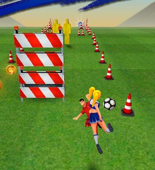 Soccer Runner Ekran Görüntüleri - 2
