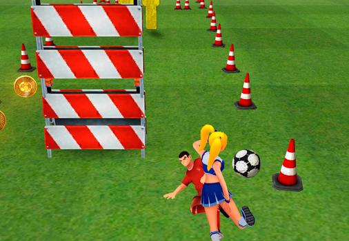 Soccer Runner Ekran Görüntüleri - 3
