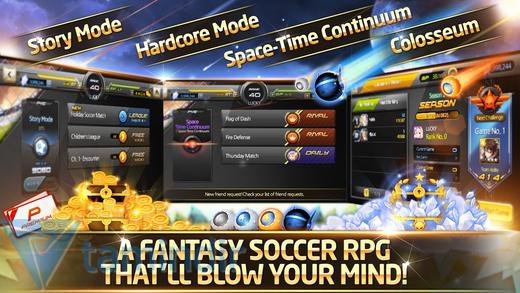 Soccer Spirits Ekran Görüntüleri - 1