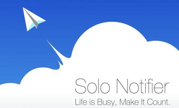 Solo Notifier Ekran Görüntüleri - 3