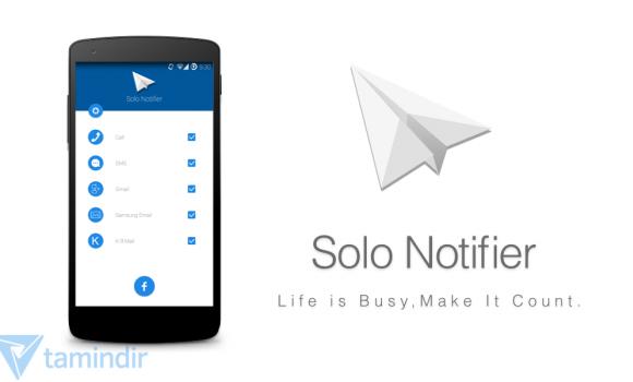 Solo Notifier Ekran Görüntüleri - 4