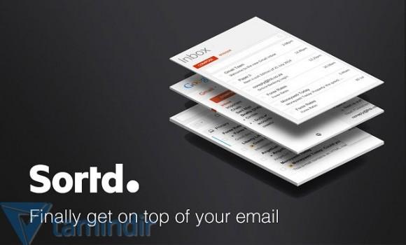 Sortd Smart Skin for Gmail Ekran Görüntüleri - 4