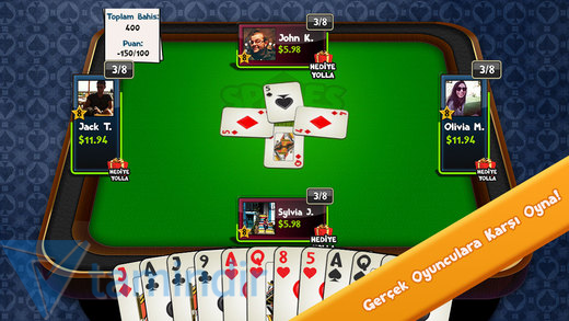 Spades Plus Ekran Görüntüleri - 5