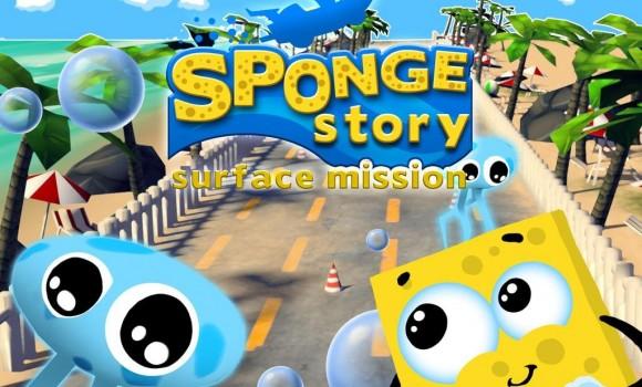Sponge Story: Surface Mission Ekran Görüntüleri - 4