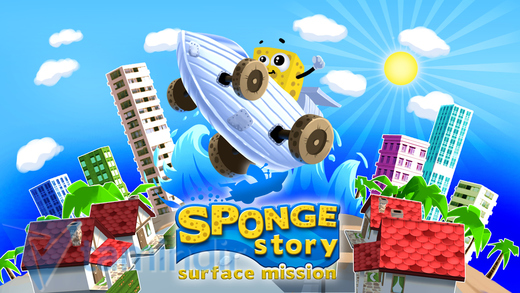 Sponge Story: Surface Mission Ekran Görüntüleri - 2