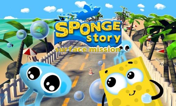 Sponge Story: Surface Mission Ekran Görüntüleri - 1