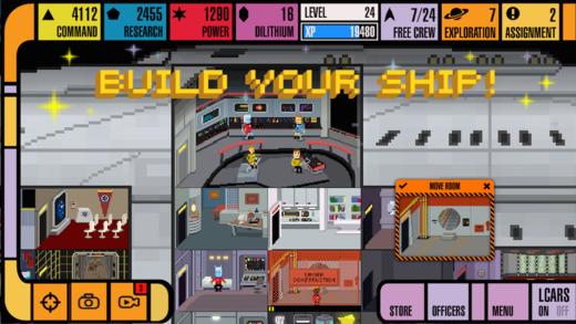 Star Trek Trexels Ekran Görüntüleri - 5