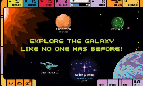 Star Trek Trexels Ekran Görüntüleri - 3