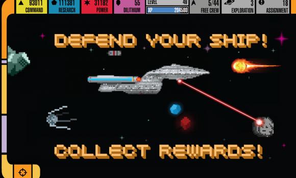 Star Trek Trexels Ekran Görüntüleri - 2