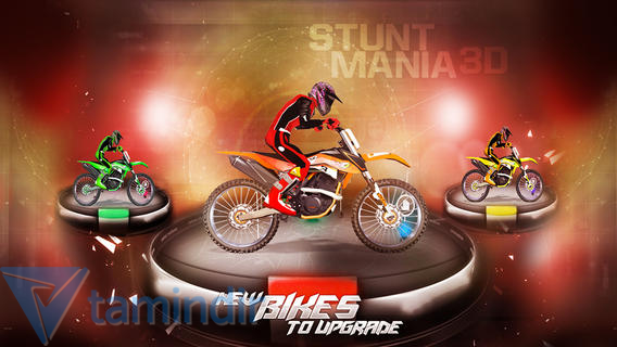 Stunt Mania 3D Ekran Görüntüleri - 4
