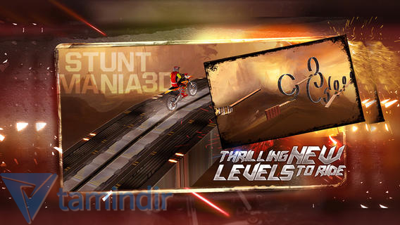 Stunt Mania 3D Ekran Görüntüleri - 3
