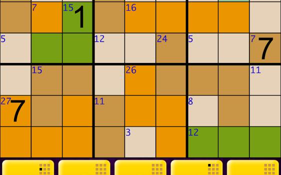Sudoku Epic Ekran Görüntüleri - 2