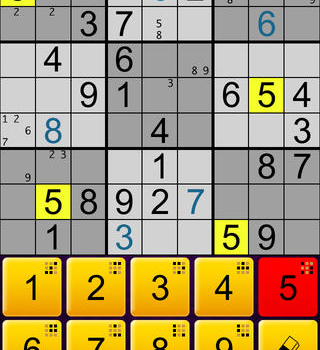 Sudoku Epic Ekran Görüntüleri - 1