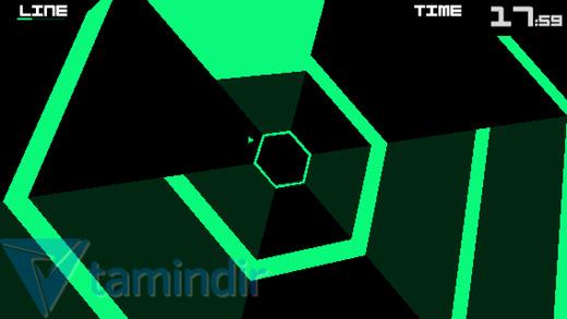 Super Hexagon Ekran Görüntüleri - 2