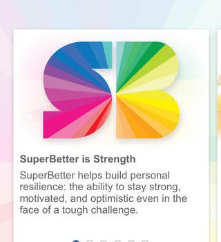 SuperBetter Ekran Görüntüleri - 5