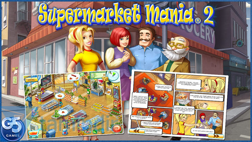 Supermarket Mania 2 Ekran Görüntüleri - 5