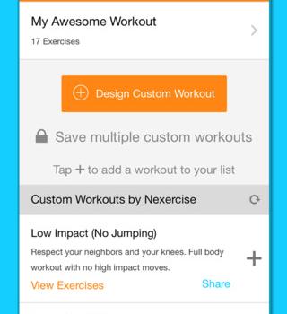Sworkit Personal Trainer Ekran Görüntüleri - 3