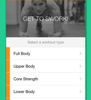 Sworkit Personal Trainer Ekran Görüntüleri - 1