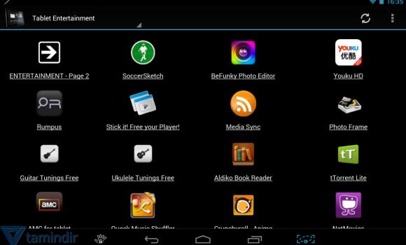 Tablet Market Ekran Görüntüleri - 1