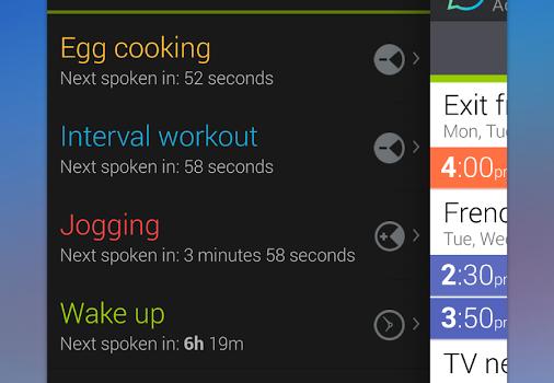 Talking Clock Ekran Görüntüleri - 2