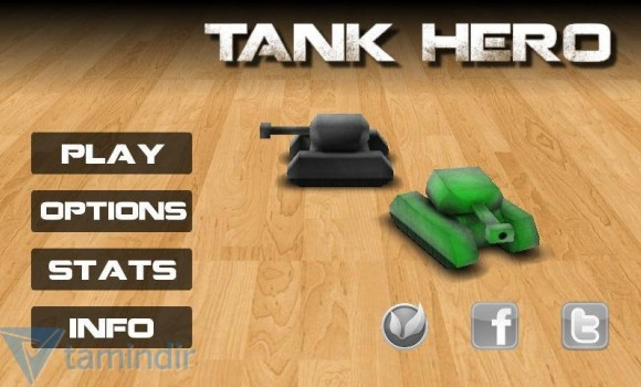 Tank Hero Ekran Görüntüleri - 4