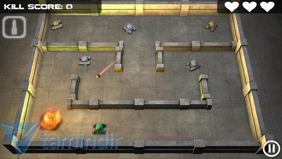Tank Hero Ekran Görüntüleri - 3