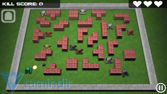 Tank Hero Ekran Görüntüleri - 2
