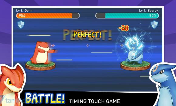 Tap Tap Monsters Ekran Görüntüleri - 4