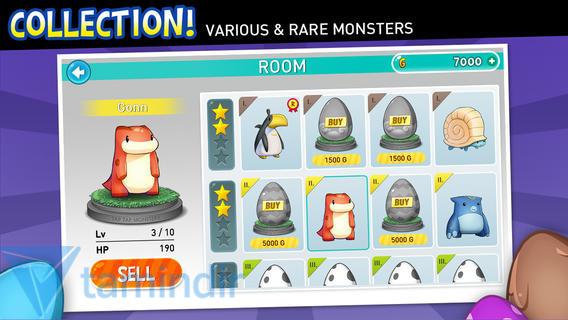 Tap Tap Monsters Ekran Görüntüleri - 2